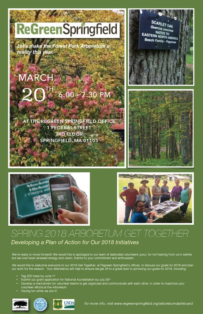 Arboretum Workshop Poster copy March 2018