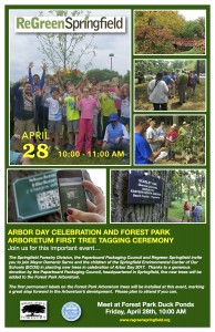 Arboretum Day 2017 Updated